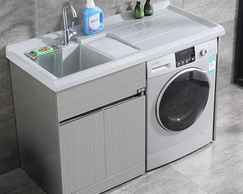 不锈钢洗衣房